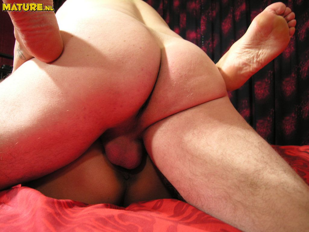 Big dick in mature