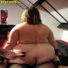 This chubby slave gets to know the rules of the game