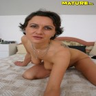 Hot mature chick fucking and sucking