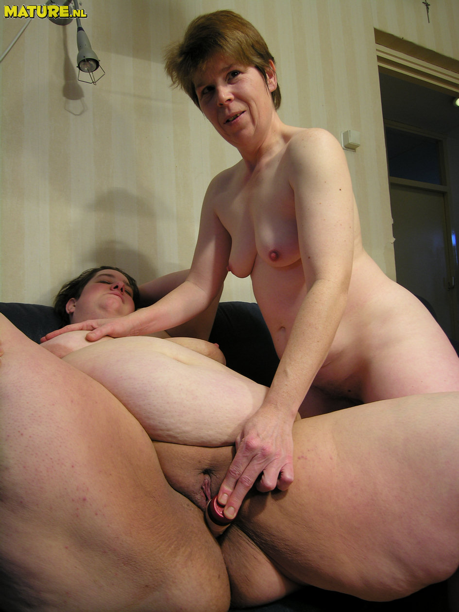White woman first bbc