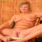 When this housewife gets horny she must have cock