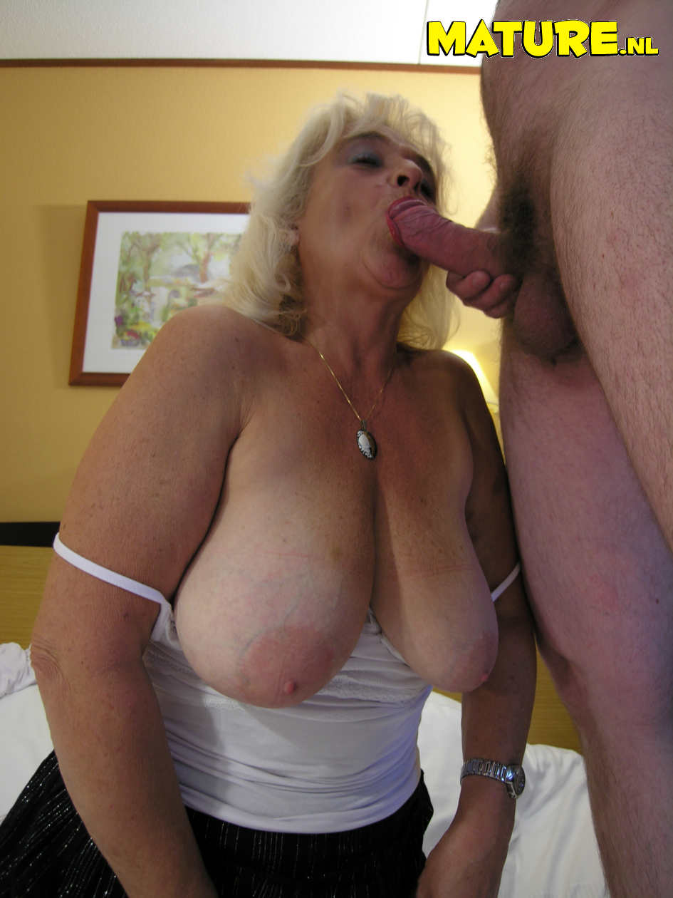 Granny Wants Cock 107