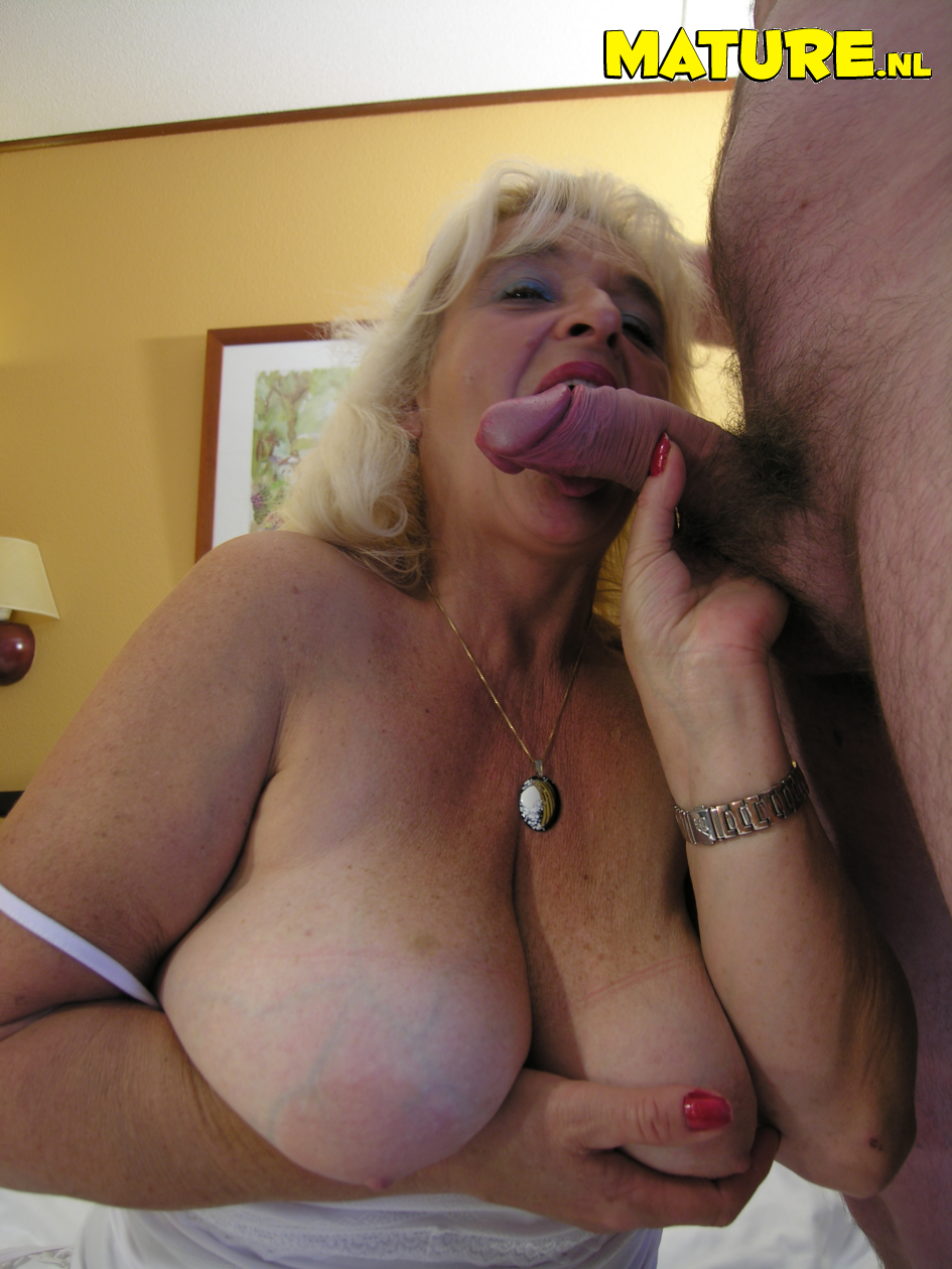 Granny wants big hard cock right now 5
