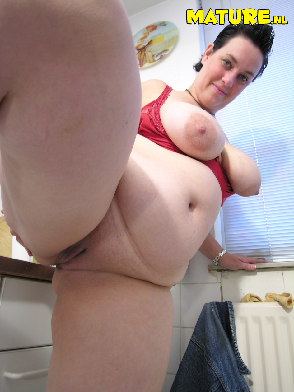 British hairy mature woman