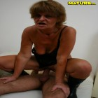 mature dick licker