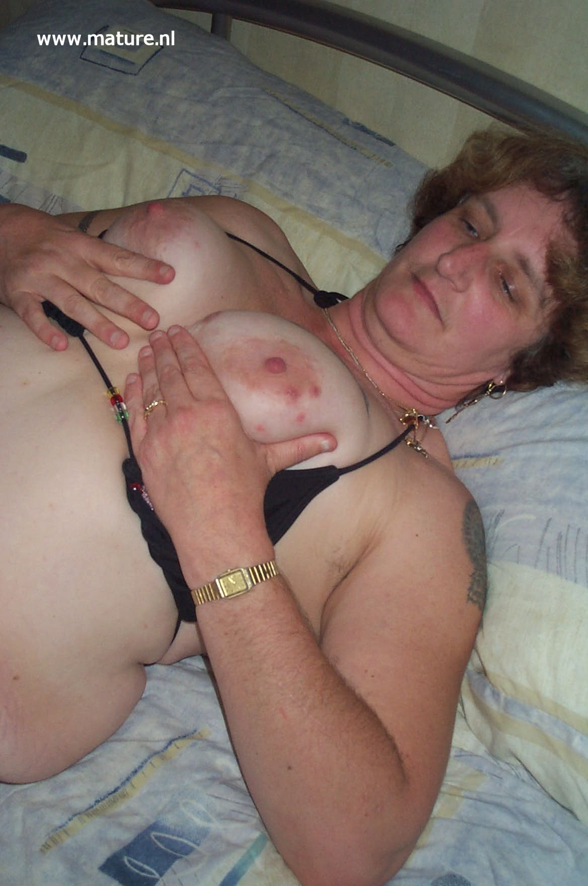 The one Mature trailer trash slut