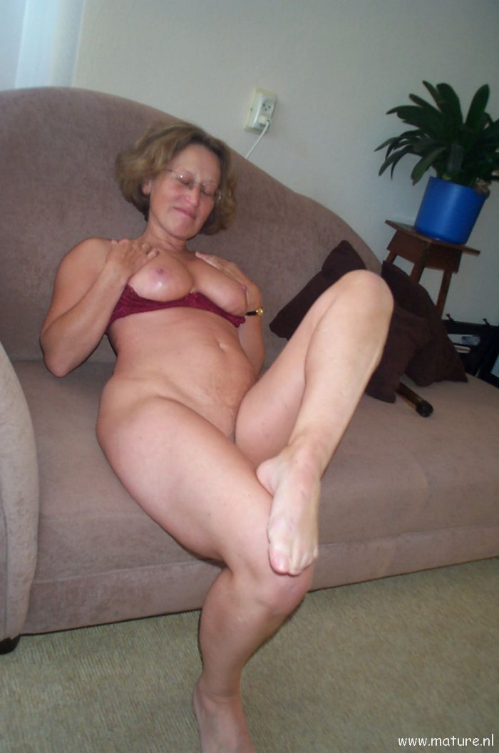 Mature wife ebony old black