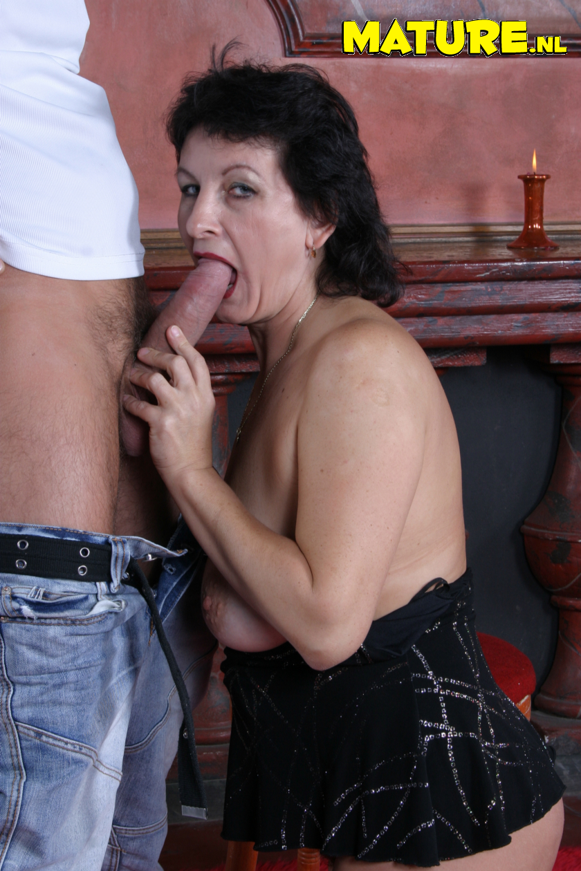 Секссо старой теткой 6 фотография