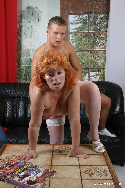 Redhead Action 109