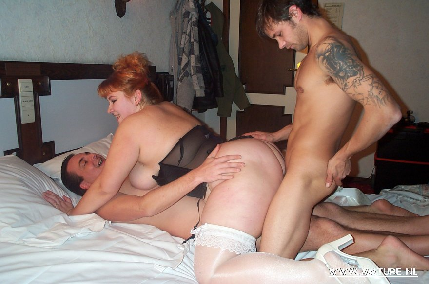 men getting fucked by woman
