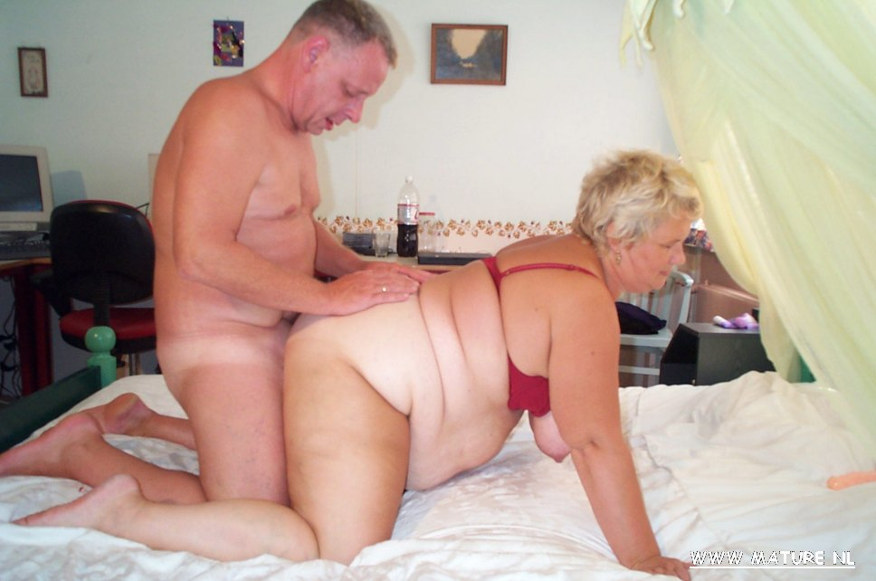 chunky granny - ... picture #11 ...