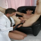 This mature slut takes regurlar trips to the doctor
