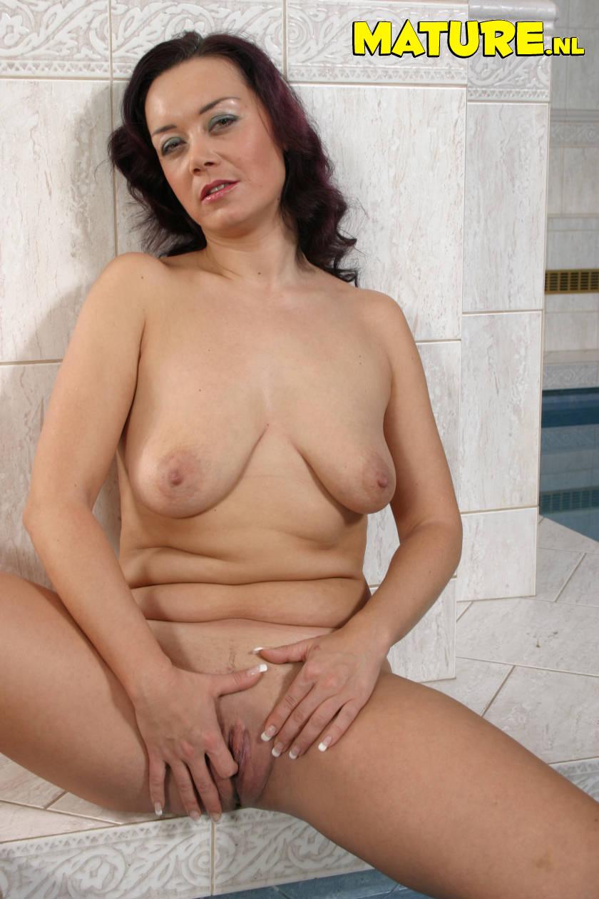 Lusty slut has some kinky fun with a horny couple 8
