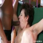 Needy housewife enjoying a big black cock