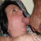 Amateur housewife loves big cock