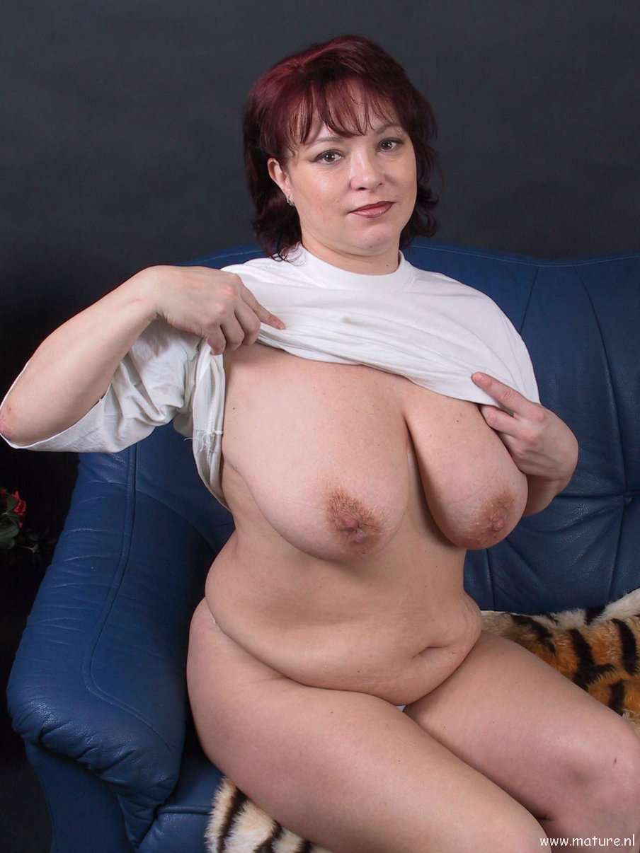 Remarkable free mature huge tits