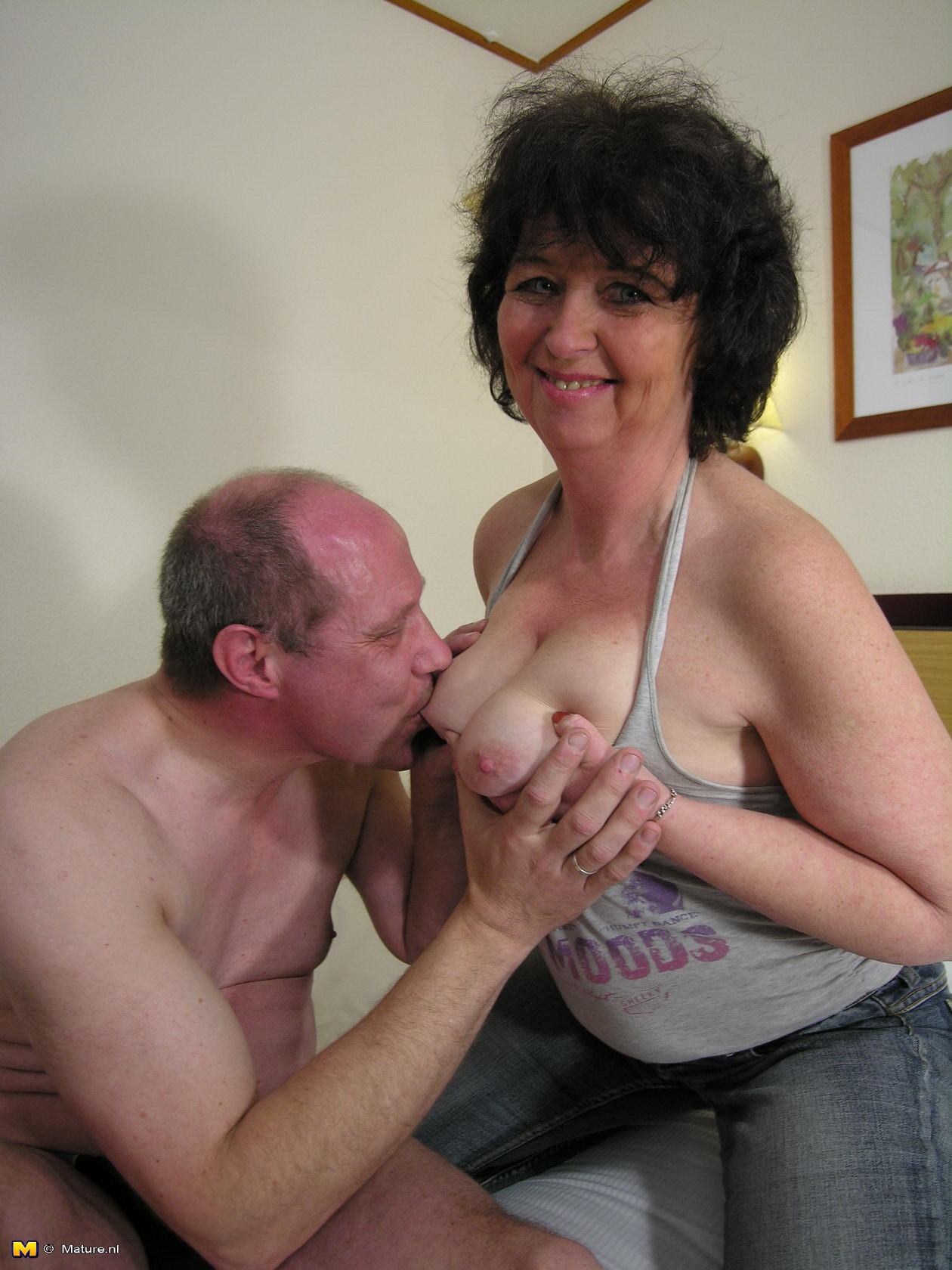 Pity, Two mature granny takes big cock join