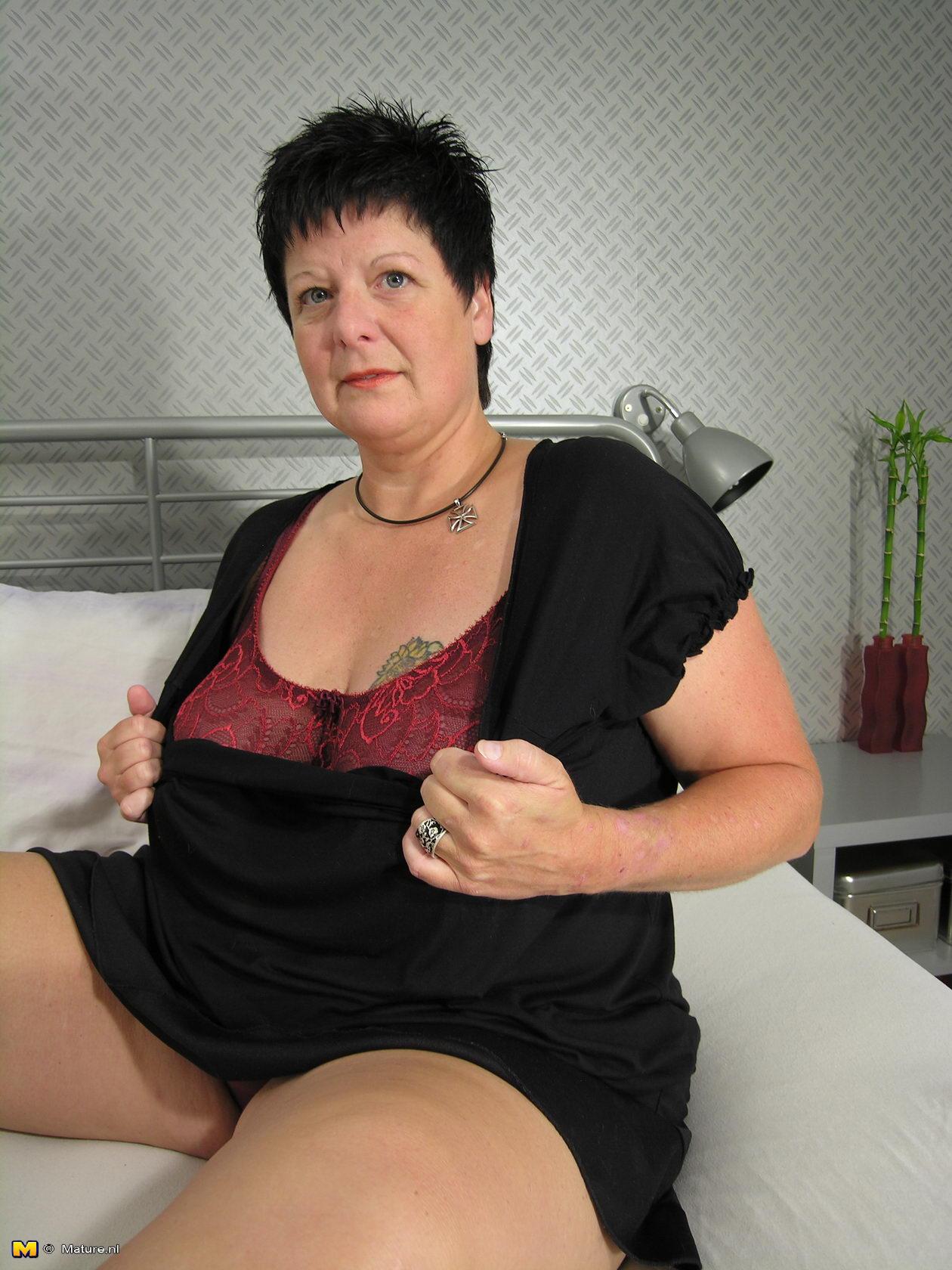Big mature titties