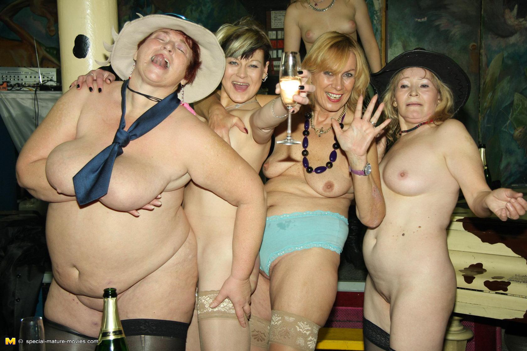 Wild gang sex good for