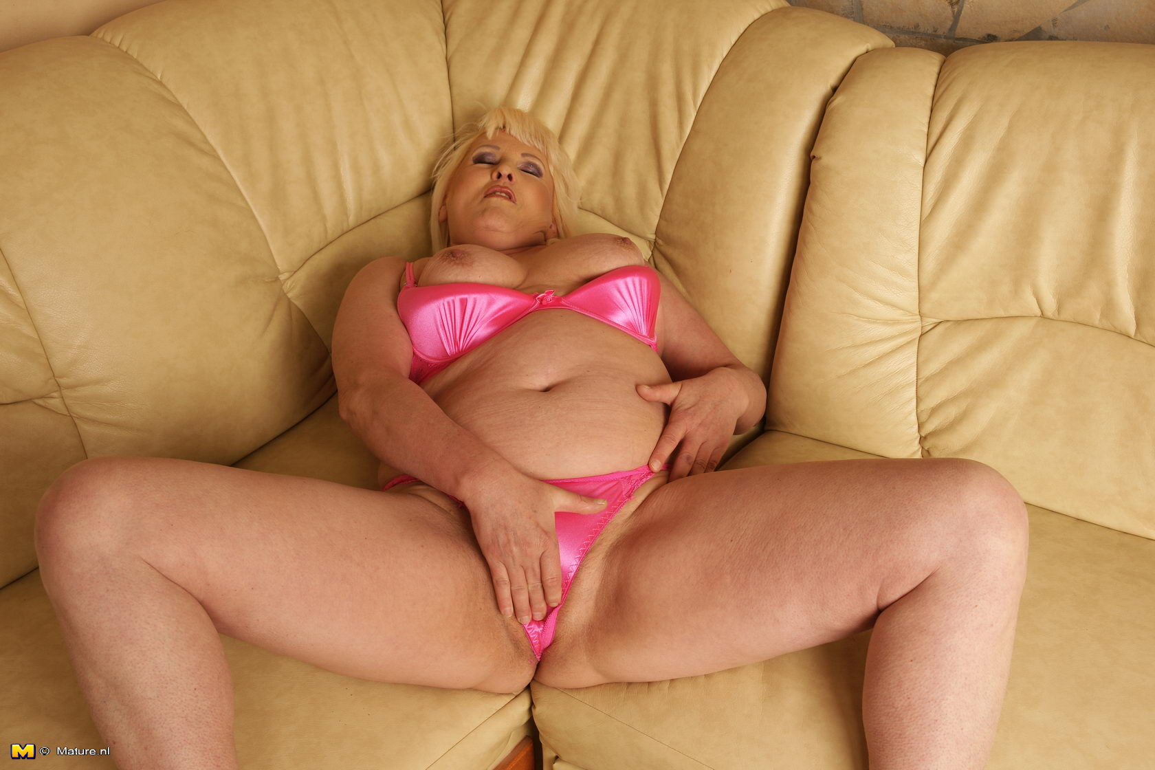 Milf big white dicks