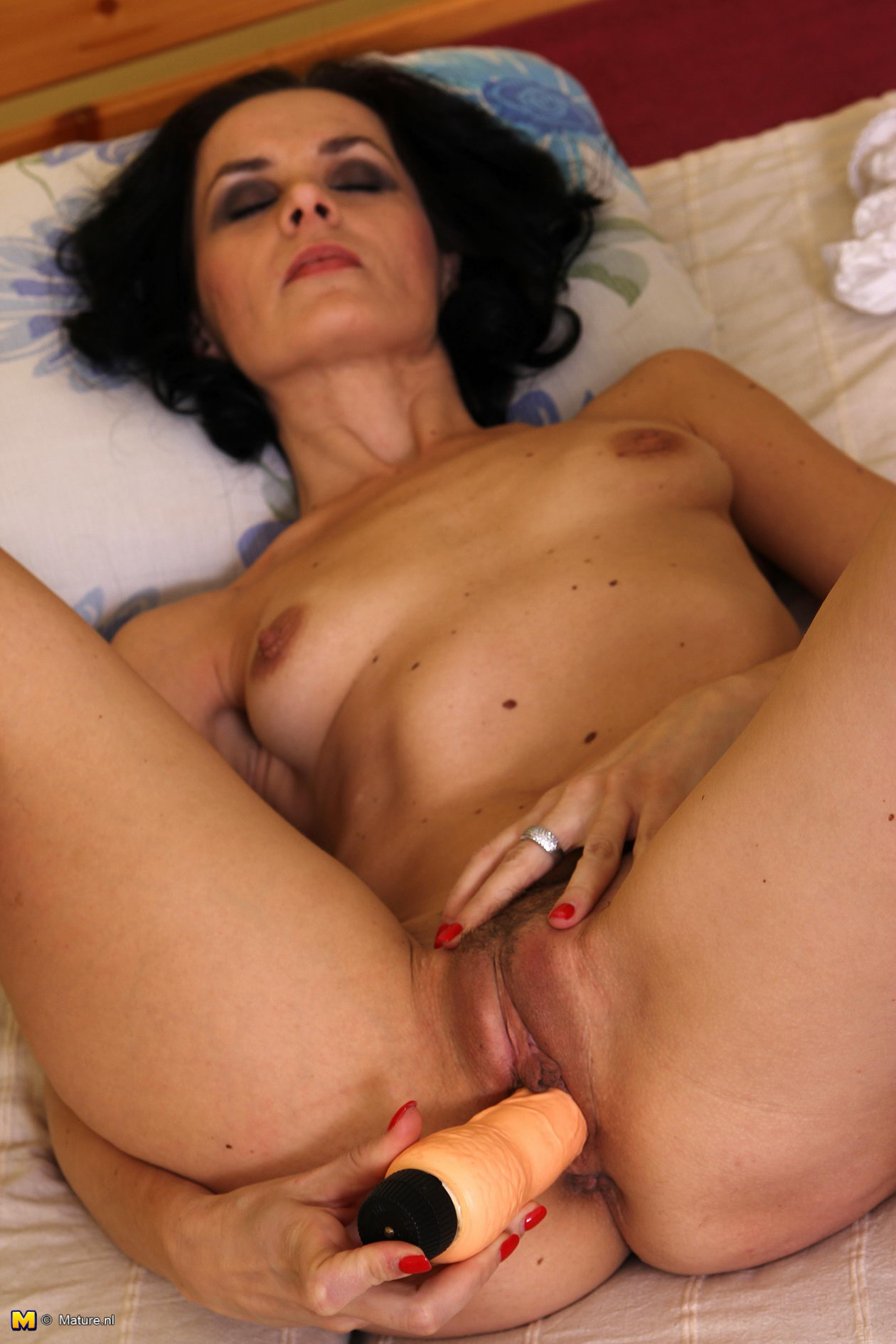 Smoking milf the
