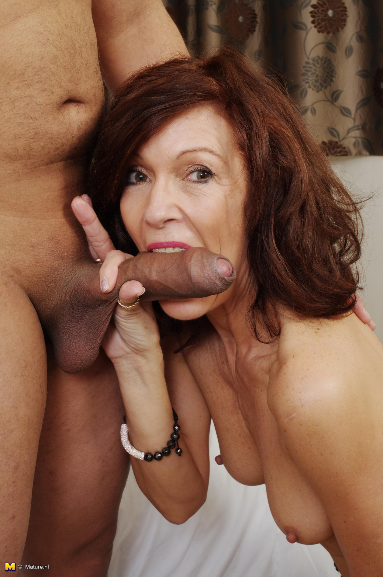 Amusing Milf cougar sucking cock join told