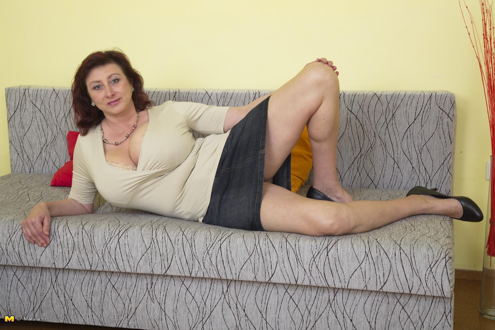 boob huge lady older