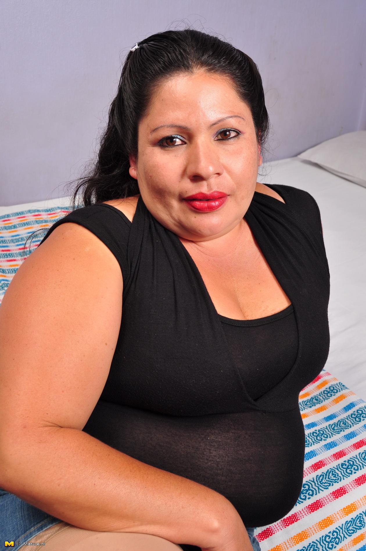 Mature Hairy Latina 49