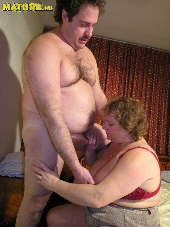 Couples chubby mature hairy