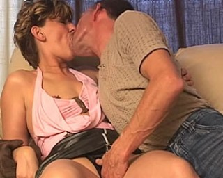 Mature couple letting us watch them having sex