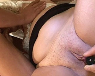 Give mommy a cock to swallow on