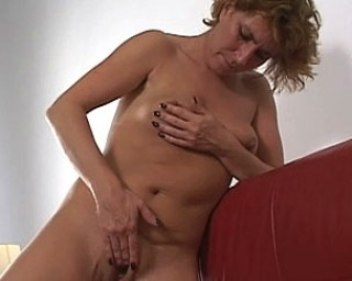This mature cunt loves those big toys