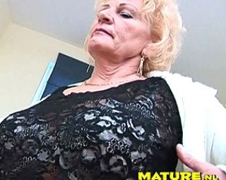 This big breasted nanny loves to play