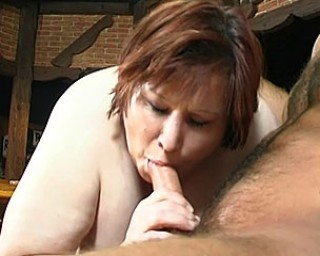 Old fattie gets holes plugged