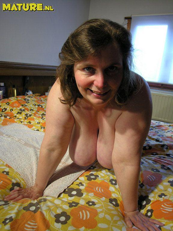 Massive mature butt