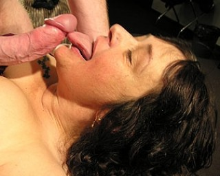 Fill that chubby mature slut with your mighty cock
