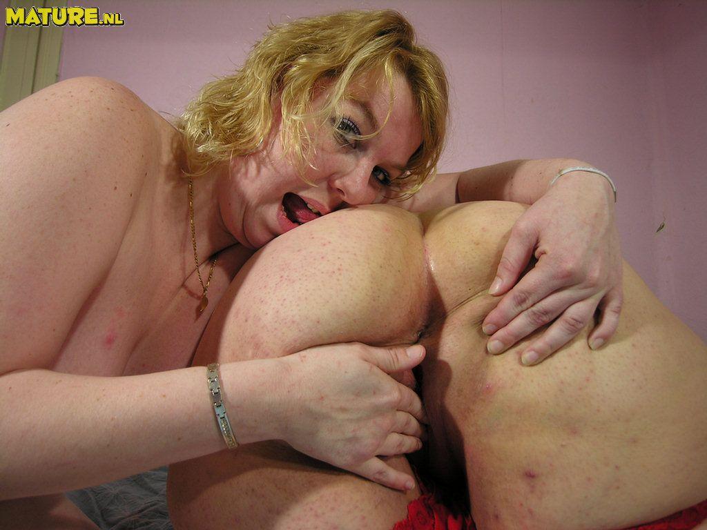 Old mature lesbians kissing regret