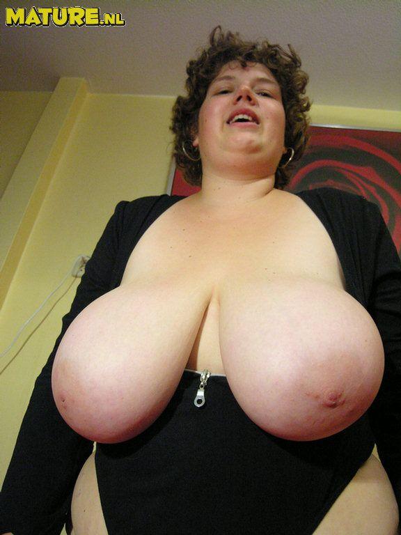 massive tits on older women