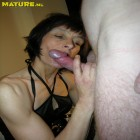 this big dick will ripp this horny mature apart