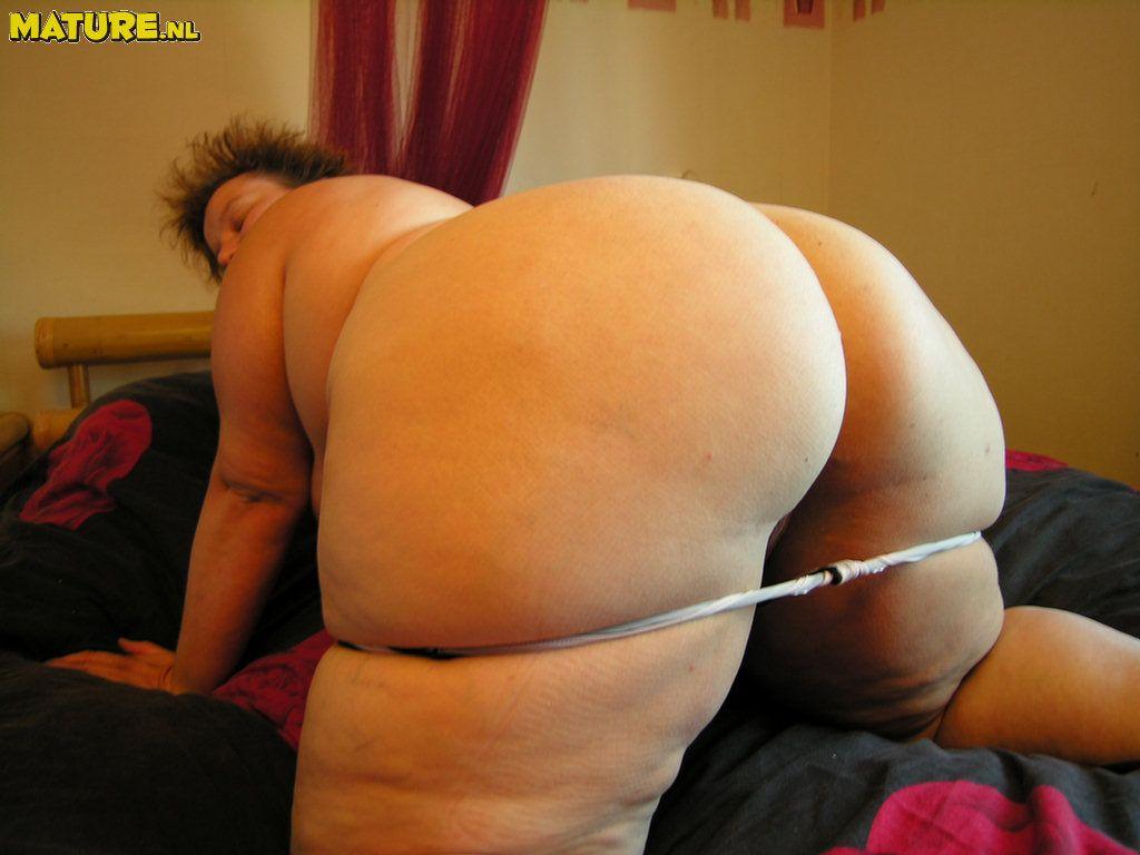 Big ass gal