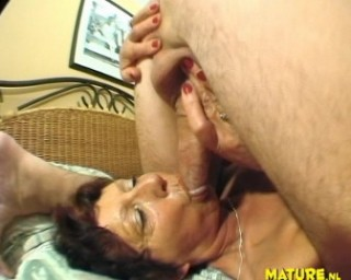 she takes the dick hard and deep