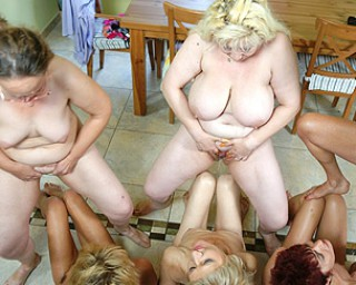 special and kinky mature sexparty