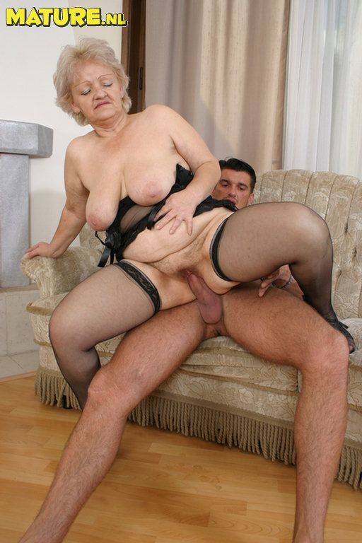 Granny playing with cock what