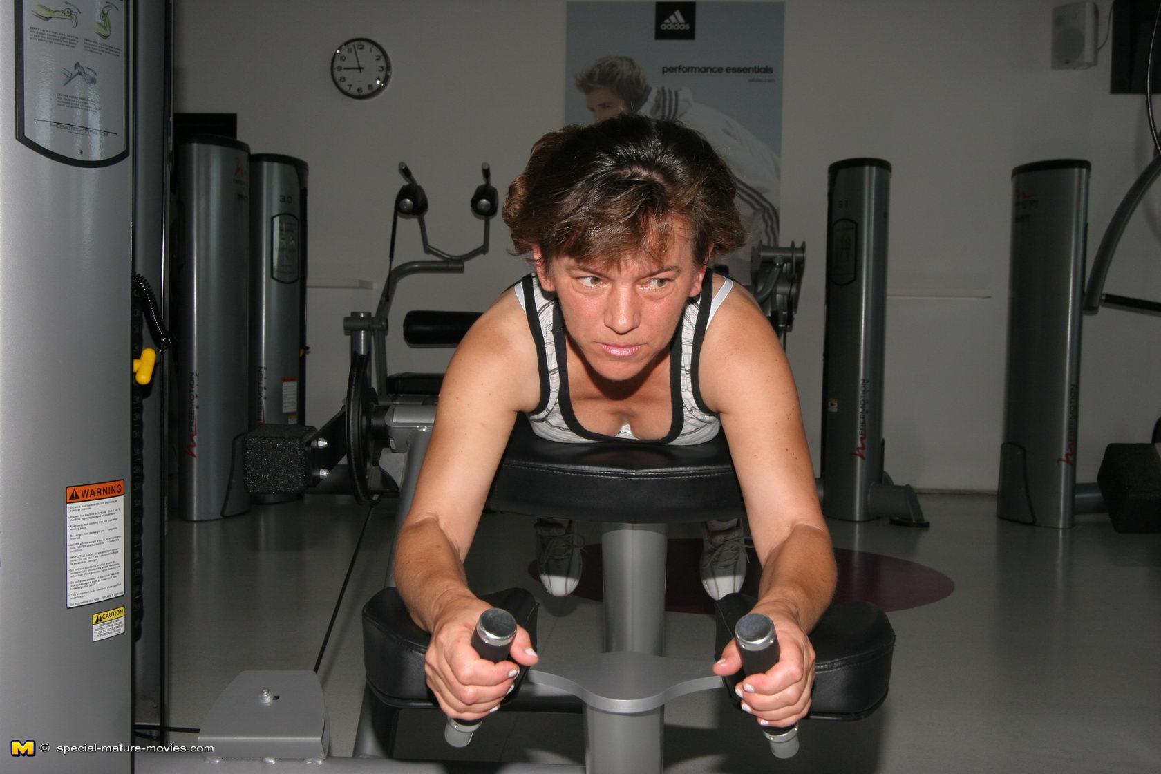 Mature gym