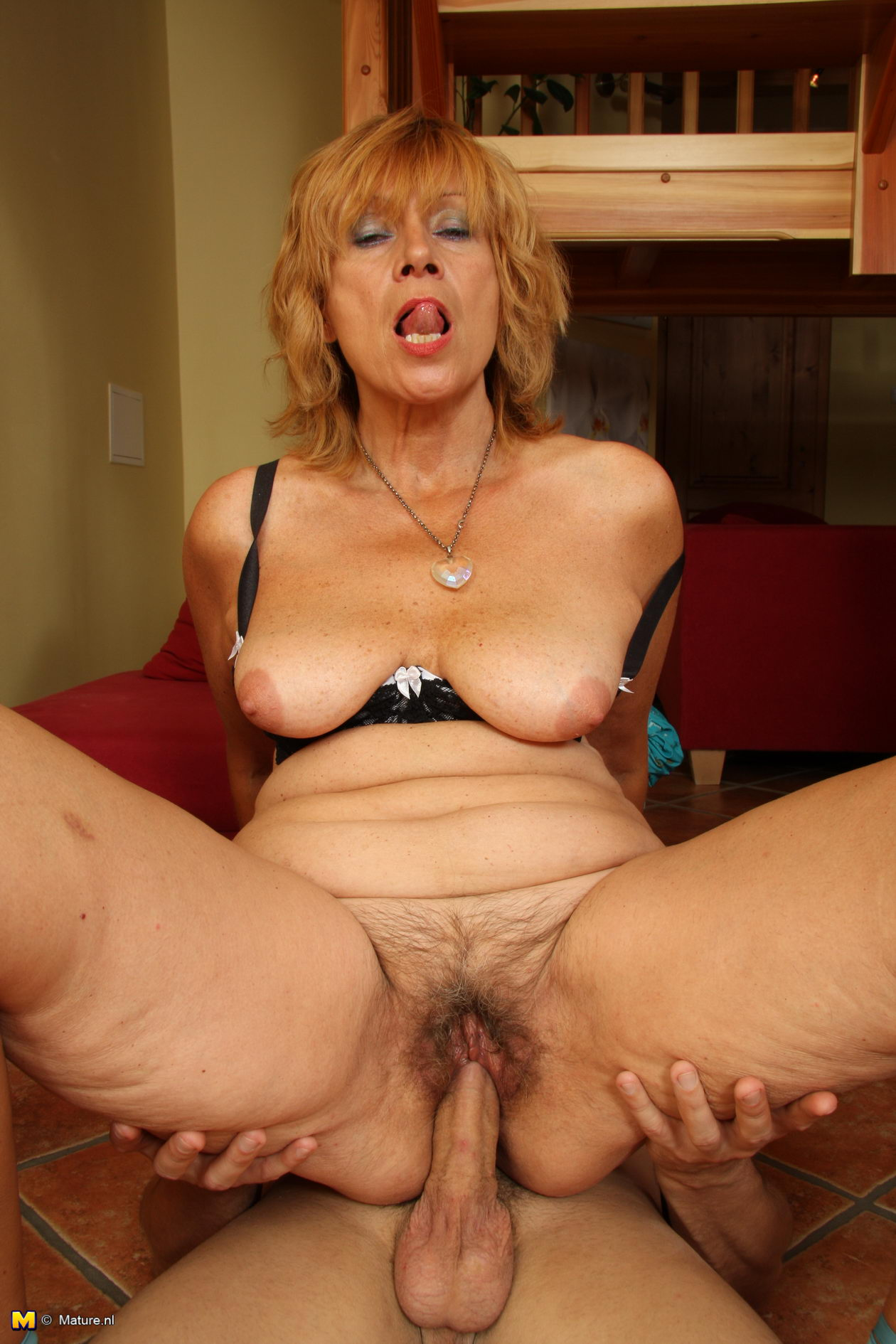 Usual horny older women fucking