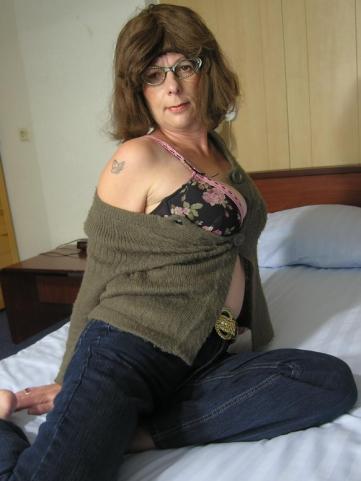 This slut needs a huge dildo in her wet cream pie pussy then rides deep p 10