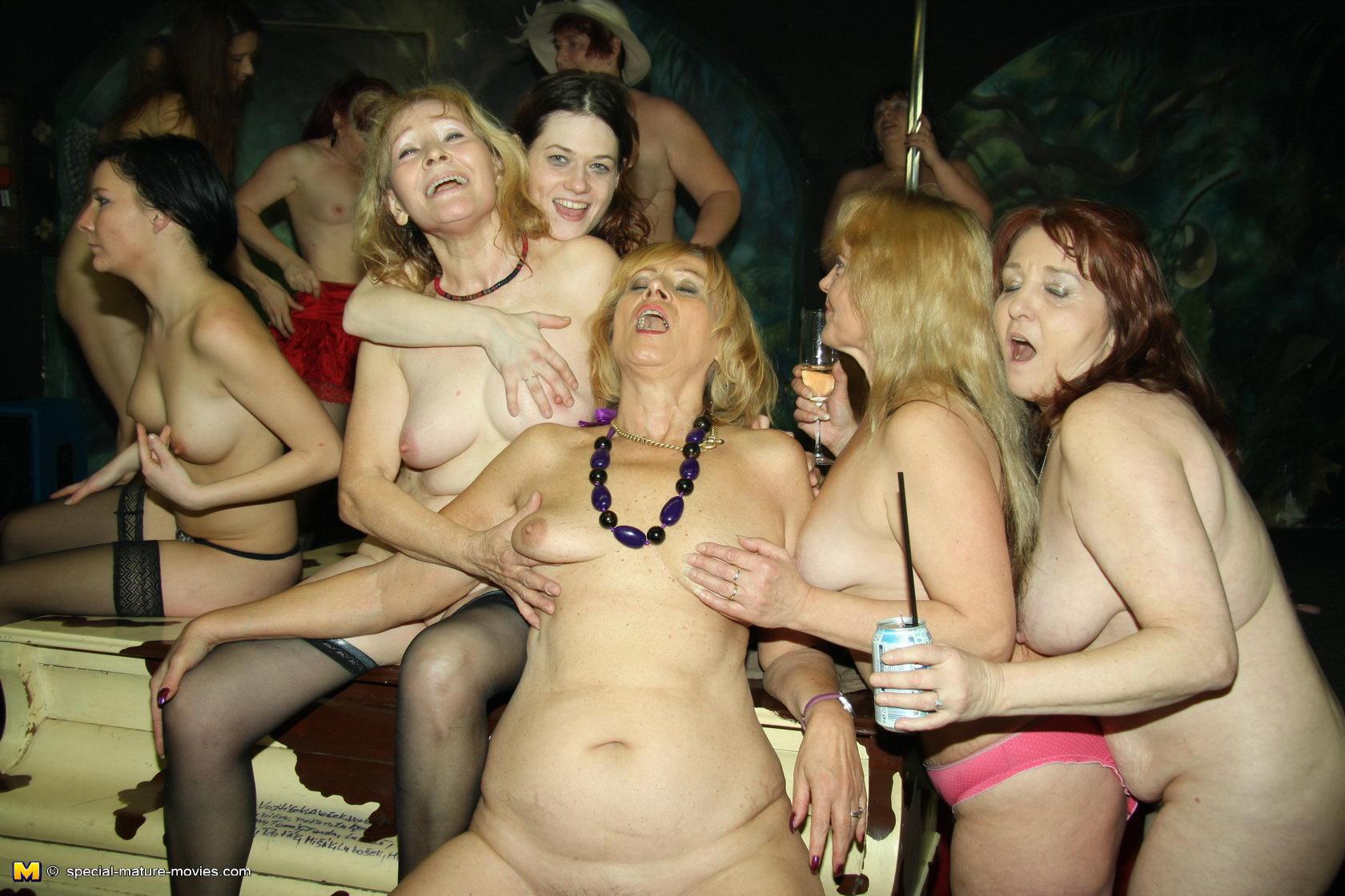 Wild Mature Women 12