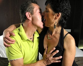 Mature-nl This mature couple love it hard and long
