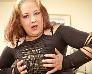 Mature-nl Chubby mature slut playing with her dildo